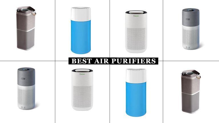 Die besten Luftreiniger – verbessern Sie die Luftqualität in Ihrem Zuhause mit unserer Auswahl der Top-Modelle