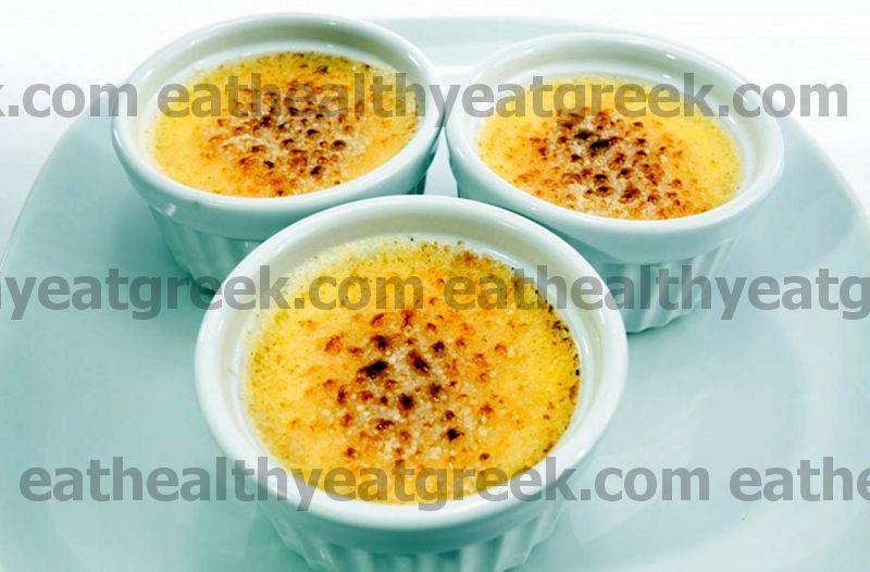 Receita de creme de ovo cozido