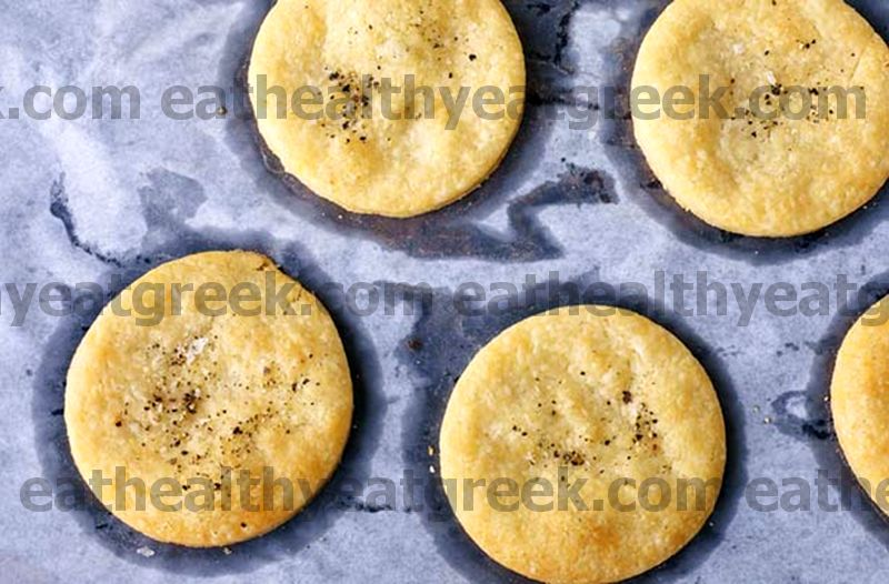 Receta de galletas Gruyère de Paul Hollywood